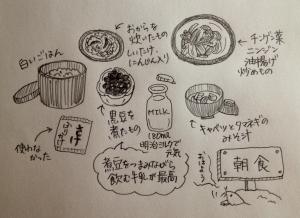 3/1 朝食