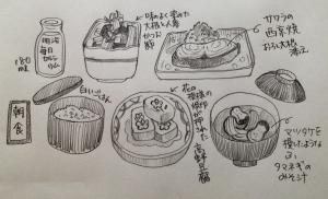3/8 朝食