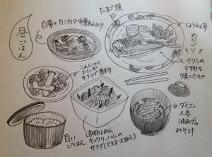 3/11 chushoku
